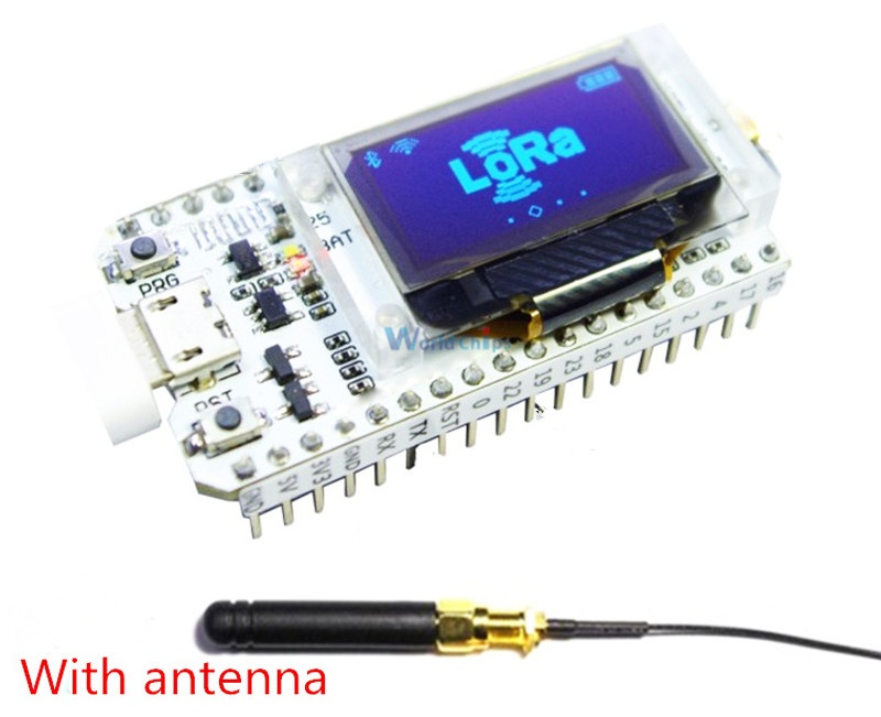 Модуль приёмопередатчика большого радиуса с технологии lora для Arduino