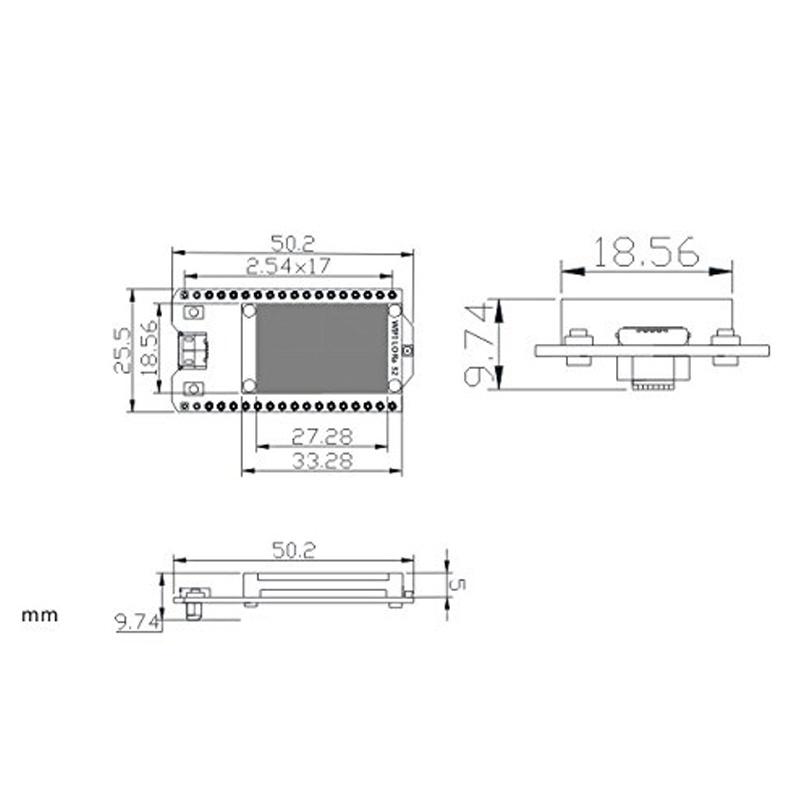 Описание модуля приёмопередатчика большого радиуса с технологии lora для Arduino